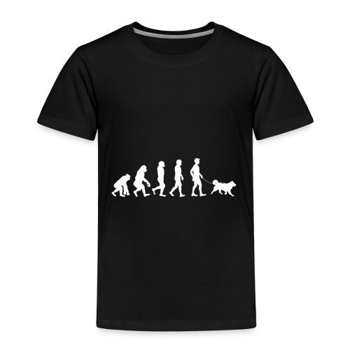Shiba Inu Evolution - Kinder Premium T-Shirt