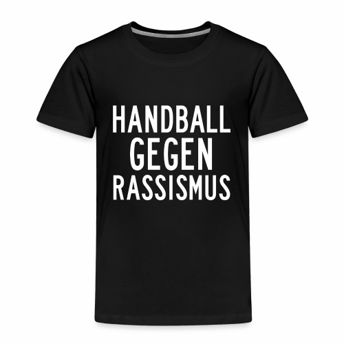 Handball gegen Rassismus - Kinder Premium T-Shirt