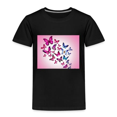 ButterFly - Kinderen Premium T-shirt