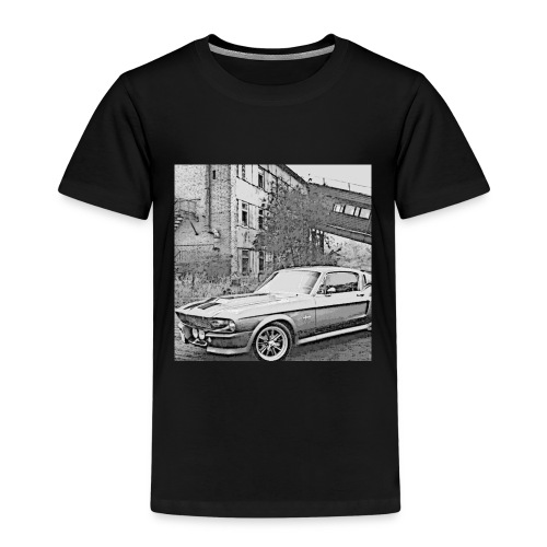Muscle car - Kids' Premium T-Shirt