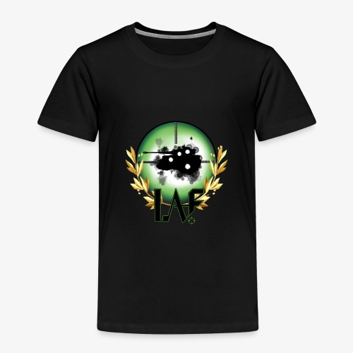 Load Aim Fire Merchandise - Kinderen Premium T-shirt