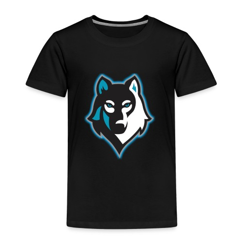 Just Wolf - Kids' Premium T-Shirt