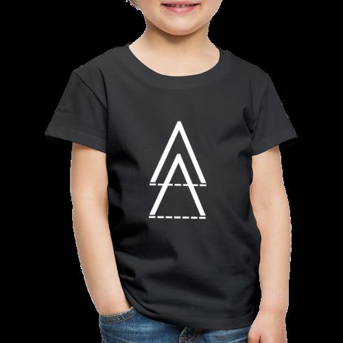Dinorainbowgirlmusic - Premium-T-shirt barn