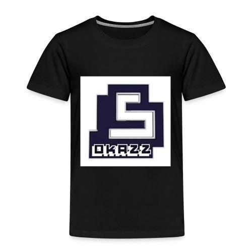 SOKAZZ LOGO - Premium T-skjorte for barn