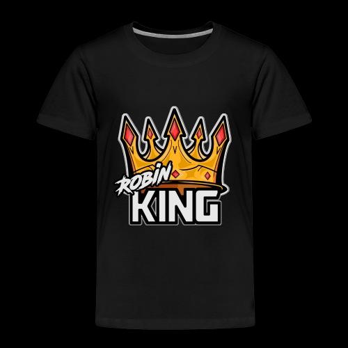 RobinKING - Premium-T-shirt barn