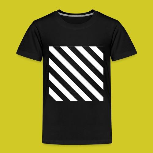 BLACK AND WHITE - Camiseta premium niño