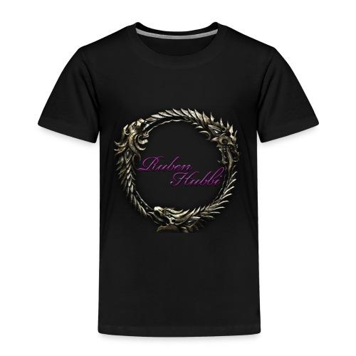 TESO Rubenhubbi Logo - Premium T-skjorte for barn
