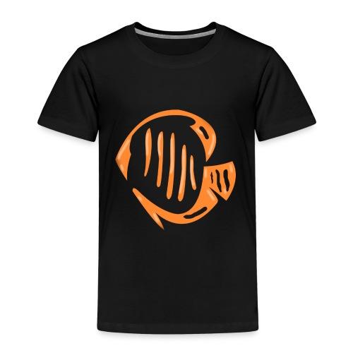 Aquarium Adventures Logo - Kids' Premium T-Shirt