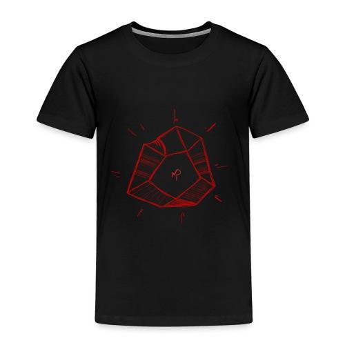Red Philosopher's Stone - Kids' Premium T-Shirt