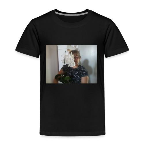 Orchideenmädchen - Kinder Premium T-Shirt