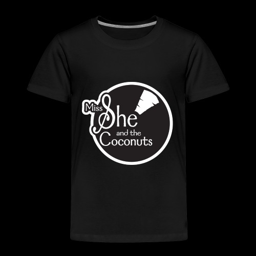 Miss She And the Coconuts - Kinder Premium T-Shirt
