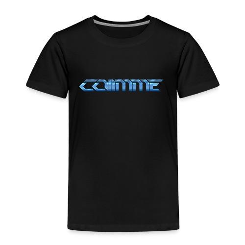 Co11mme SCHRIFTZUG - Kinder Premium T-Shirt