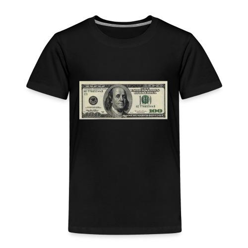 dollar - Premium T-skjorte for barn