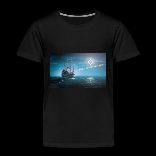 Hamburg Schiff - Kinder Premium T-Shirt