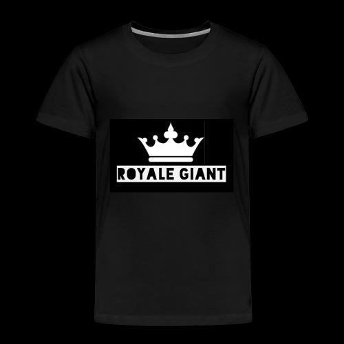 T-shirt Royale Giant - Kinderen Premium T-shirt
