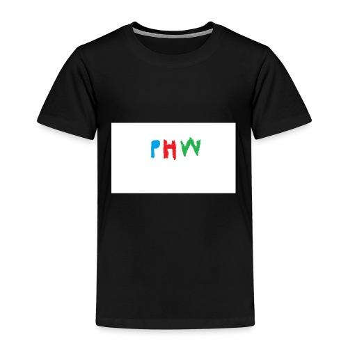 PHW CHRISTMAS - Kids' Premium T-Shirt