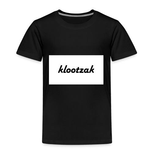 klootzak - Kinderen Premium T-shirt
