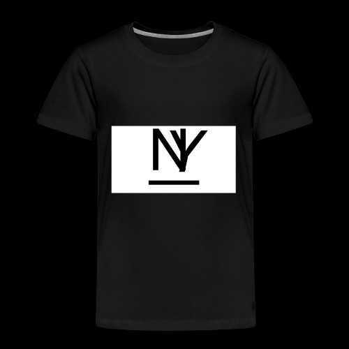 Normzy Logo Merchandise - Kids' Premium T-Shirt