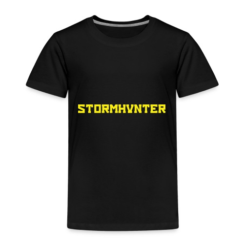 STORMHVNTER Basic - Kinder Premium T-Shirt