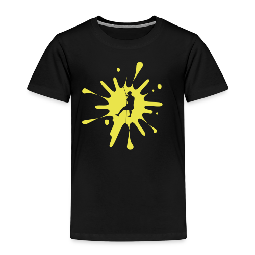 cs Canyoning Splash - Kinder Premium T-Shirt
