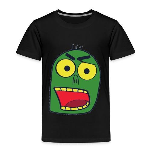 zombiekopf - Kinder Premium T-Shirt