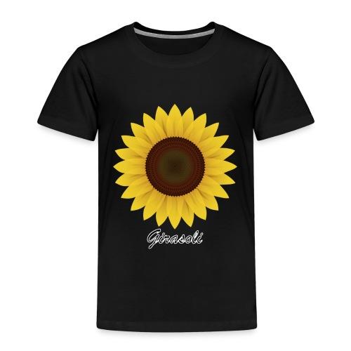 Girasoli_Flower - Kinder Premium T-Shirt