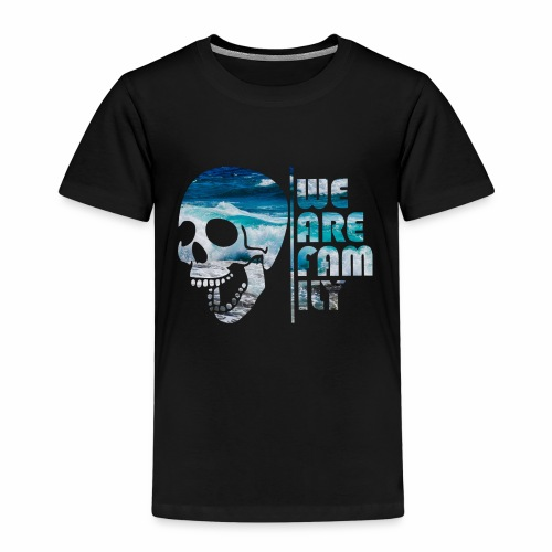 we are family Ocean - Maglietta Premium per bambini