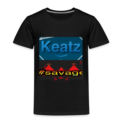 Savage Keatz - Kids' Premium T-Shirt