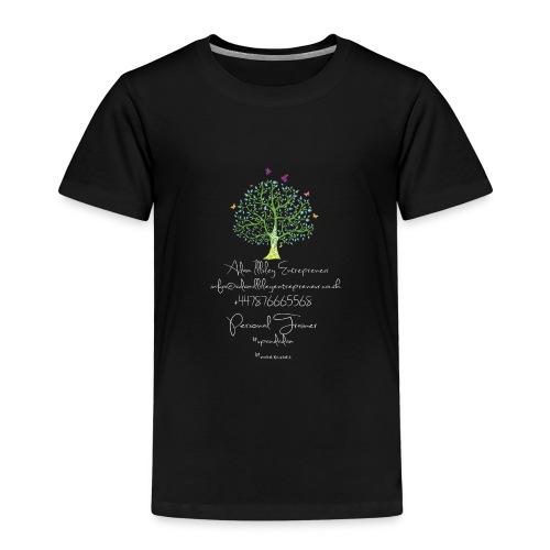 Adam Illsley Brand White - Kids' Premium T-Shirt