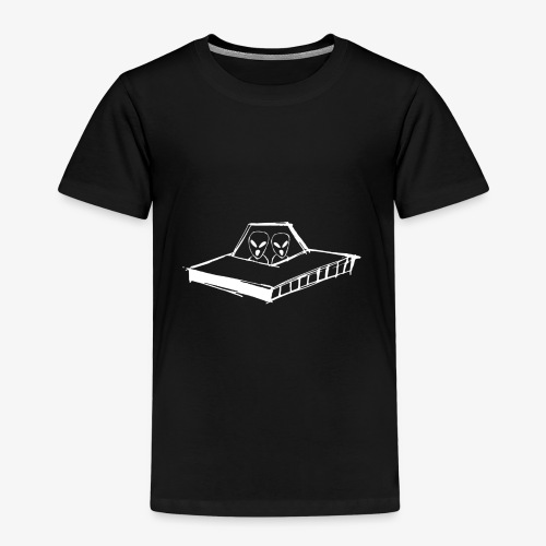 AREA21 Spaceship - Camiseta premium niño