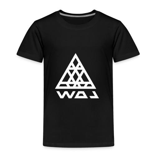 Triangel Konst - Premium-T-shirt barn