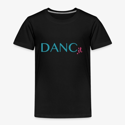 Danc.it - Maglietta Premium per bambini