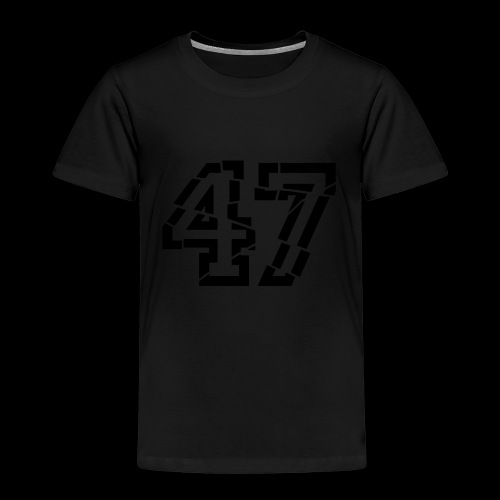 47 broken - Kinder Premium T-Shirt