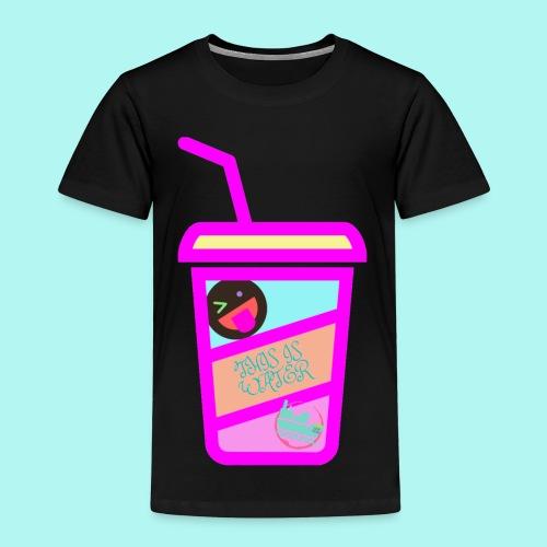 VASO DH - Camiseta premium niño