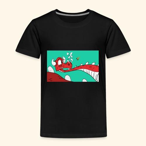 008 Dragon - Kids' Premium T-Shirt