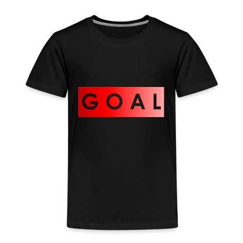 strong far nation - the Goal - Kinder Premium T-Shirt