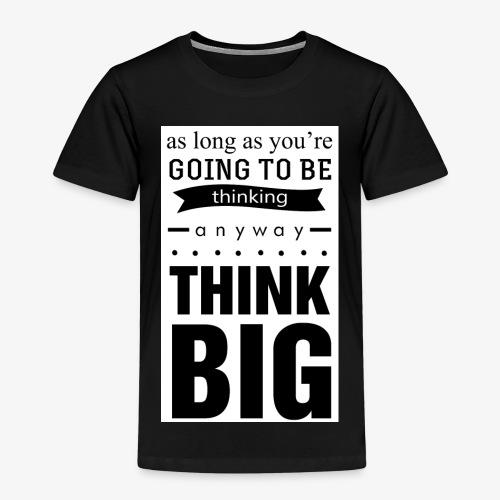 Big Boss - Koszulka dziecięca Premium
