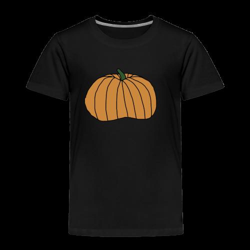 Gresskar Halloween Collection - Premium T-skjorte for barn