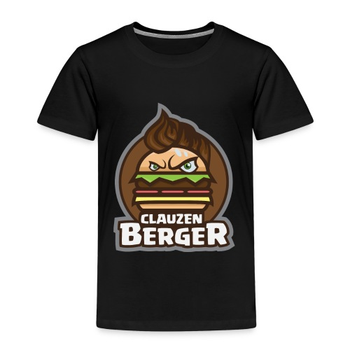 ClauZenberger BergerMan Logo - Børne premium T-shirt