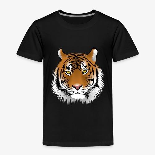 Tiger - Premium-T-shirt barn