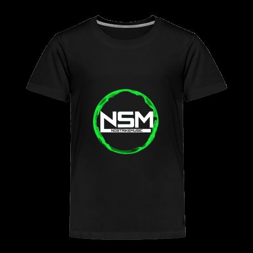 Unser Kreis mit unserem Logo ein bisschen lustig - Kinder Premium T-Shirt