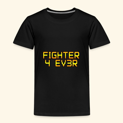 fighter 4 ev3r - T-shirt Premium Enfant