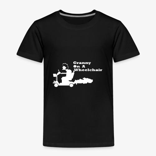 g on wheelchair - Kids' Premium T-Shirt