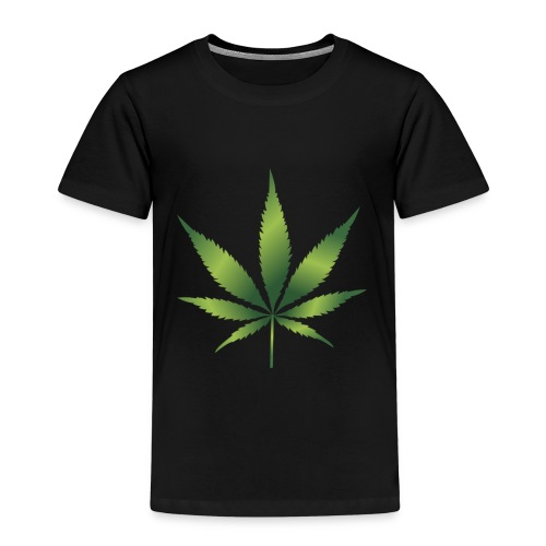 cannabisshirt - Kinder Premium T-Shirt