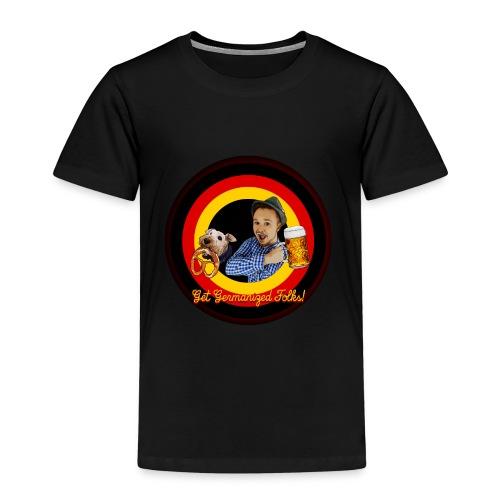 Get Germanized Looney - Kinder Premium T-Shirt