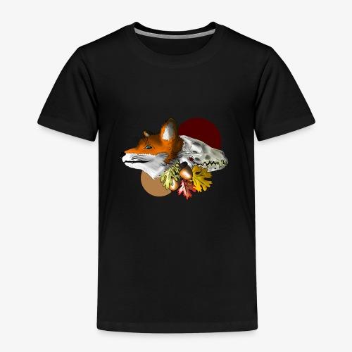 Autumn Foxey - Maglietta Premium per bambini