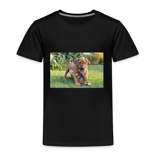 adorable puppies - Kids' Premium T-Shirt