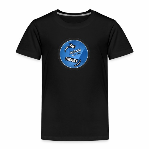 TheAsianMidget logo - Kids' Premium T-Shirt