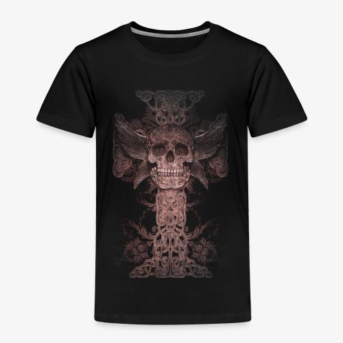 Celtic Skull - Kinder Premium T-Shirt
