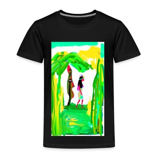Dschungel - Kinder Premium T-Shirt